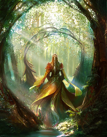 lady_in_the_forest_by_edli.jpg
