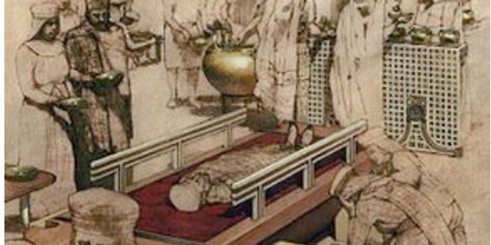 Shadows, A Funeral and a Cleanse. - Saint Veeda Part 3 (Final)
