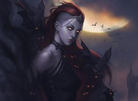 Our Races: Shadow Elves (Drow)