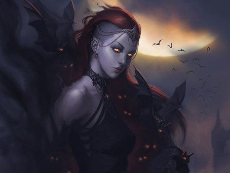 Our Races: Shadow Elves (Drow)