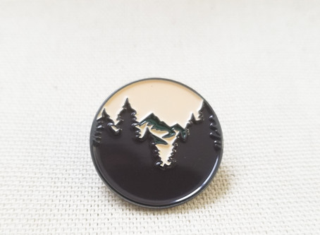 Myth Adventure Pins - Now Available! Donation Drive