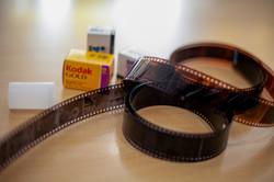 analoge Filmentwicklung