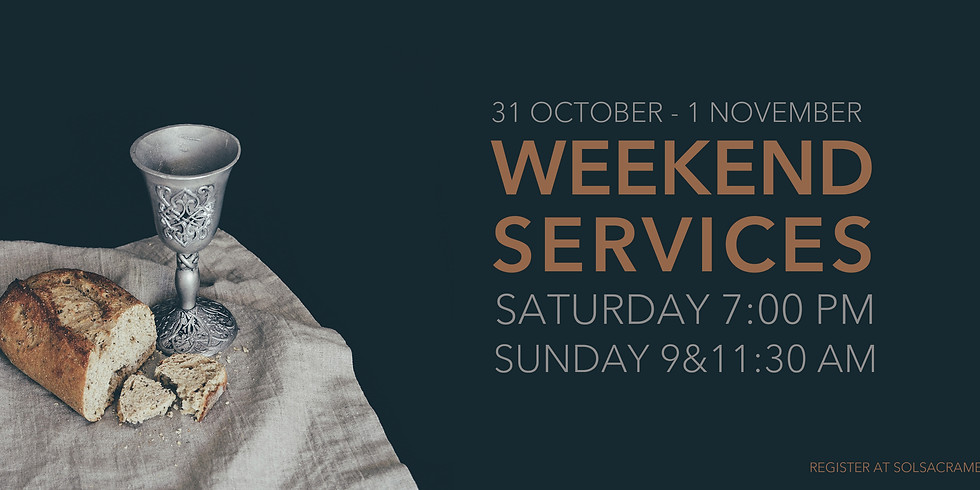 Sunday Morning Service 11:30am