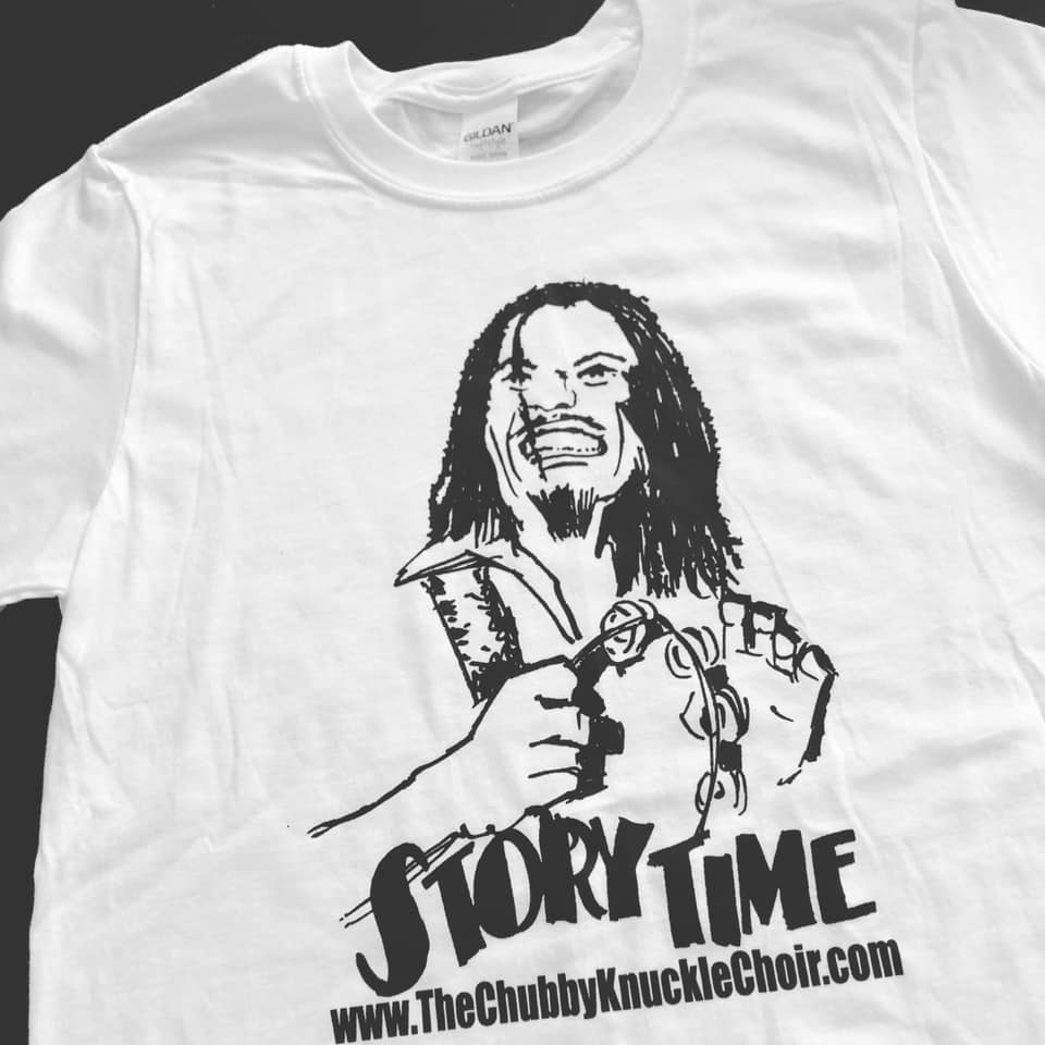 Story Time Tee