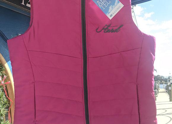 Ladies Hard Vest
