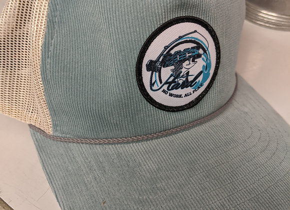 Rock Hard Cord Hat