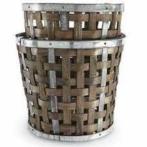Mud Pie Basket Set