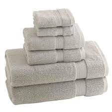 Wash Cloth Dolphin Grey