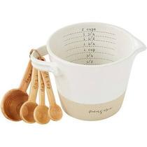 Stoneware Measure Cup Set
