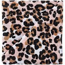 Leopard Swaddle Blanket