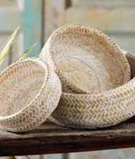 Nesting Basket Set of 3