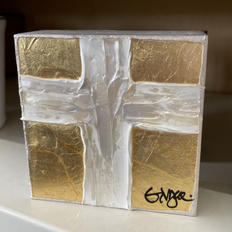 Ginger Leigh Designs Cross