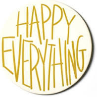 Happy Everything Big Attachment Happy
