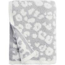 Luxe Leopard Blanket