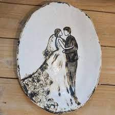 Etta B Pottery Platter