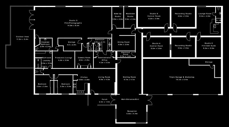 SoundVisionGC Floor Plan