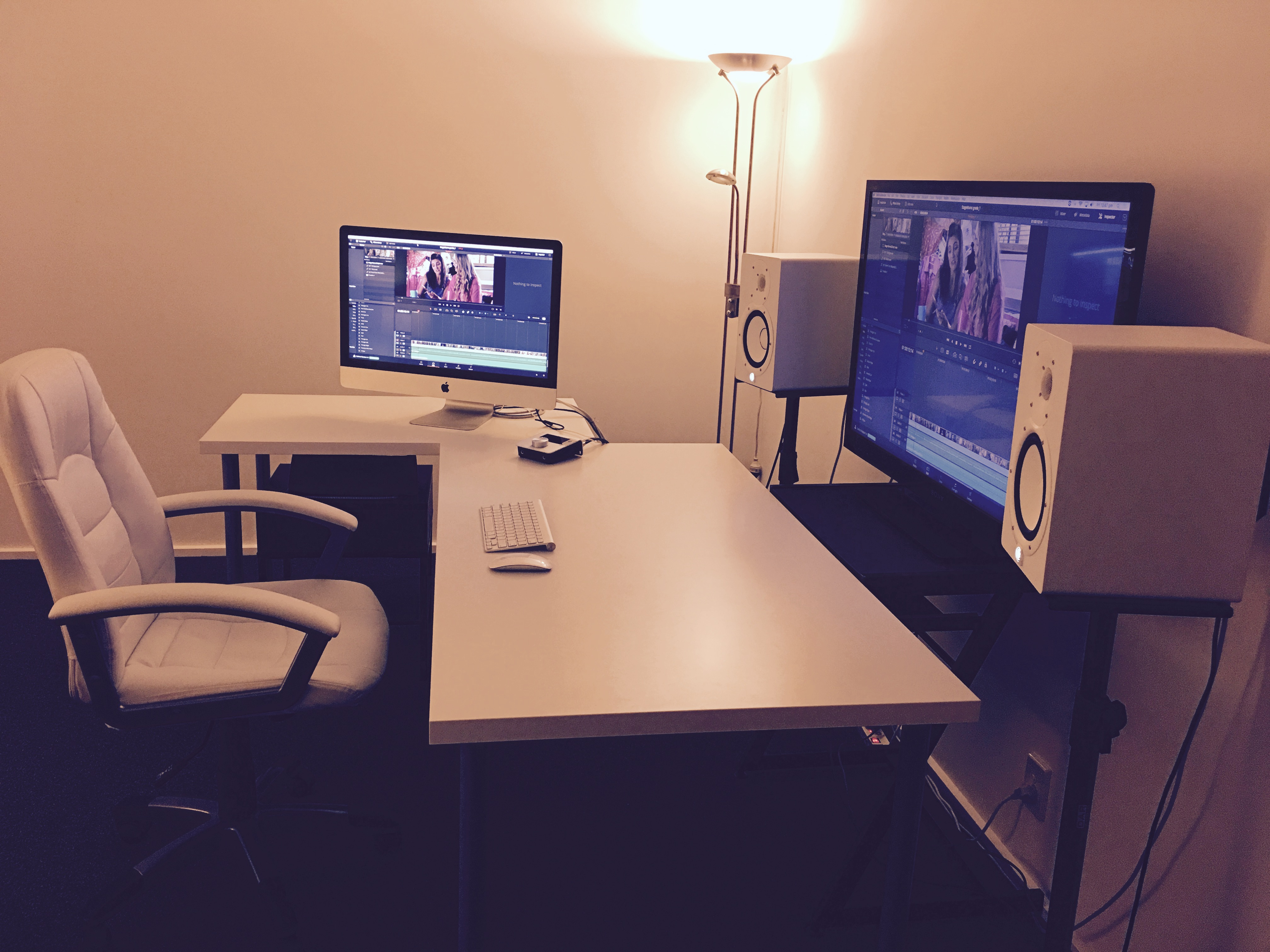 Post Production Room @ SoundVision