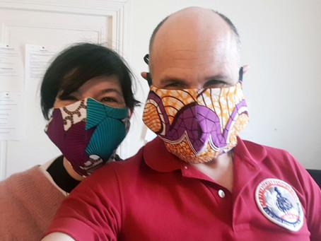Covid 19 : se créer son propre masque protecteur