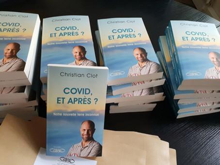 """A paraître le 22 octobre 2020 : le livre """"COVID et après ?, notre nouvelle terre inconnue"""""""