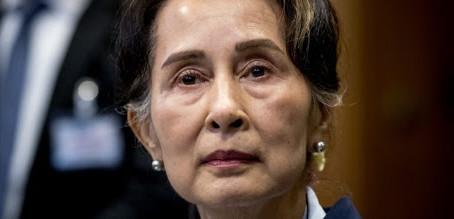 Au revoir, Myanmar...