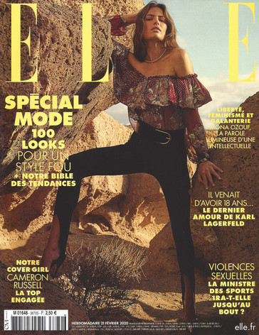 Elle Magazine 02-2020