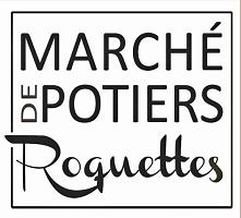MARCHÉ BISANNUEL D'ARTISANS POTIERS ET CÉRAMISTES - ROQUETTE