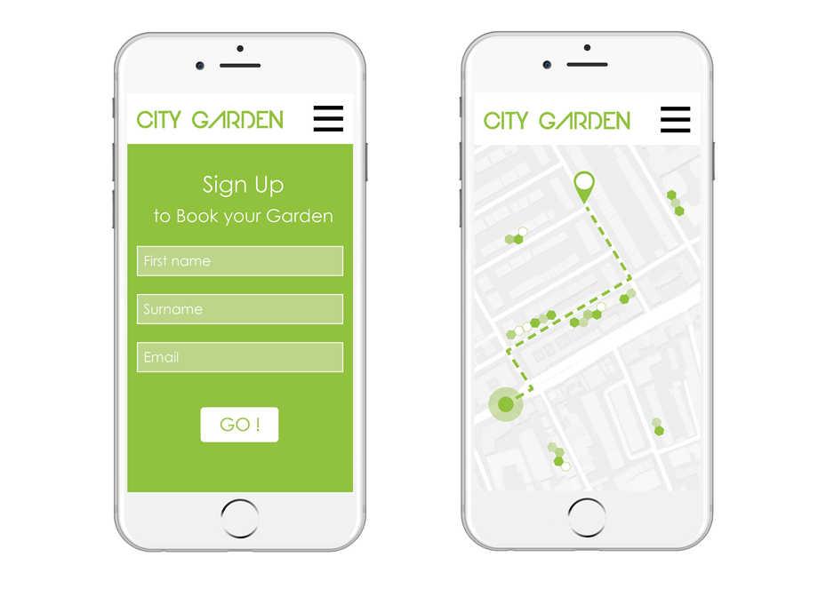 City Garden App