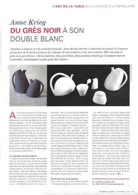 The review of ceramics and glass