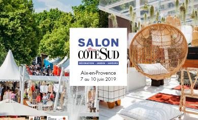Salon Vivre Côté Sud - Décoration - Jardin - Saveurs  Art Brut