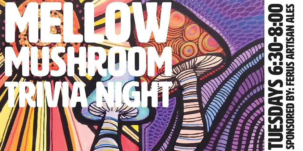 Trivia Night At Mellow Mushroom Tuscaloosa
