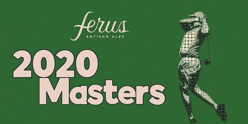 2020 Masters!