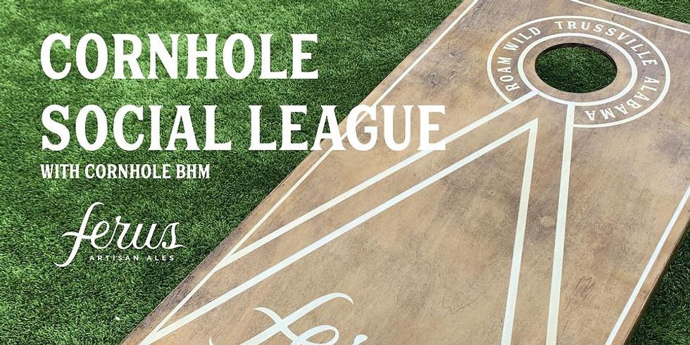 Cornhole Social League