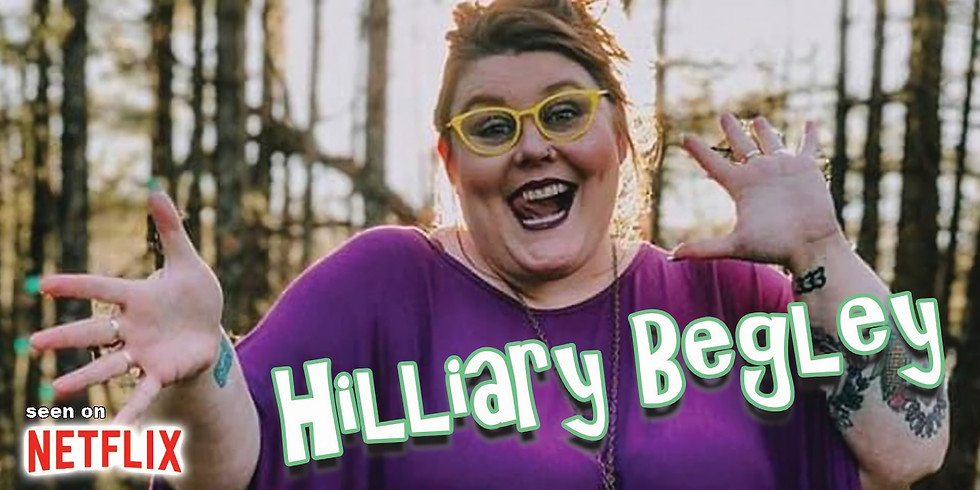 Live Stand Up With Hilliary Begley