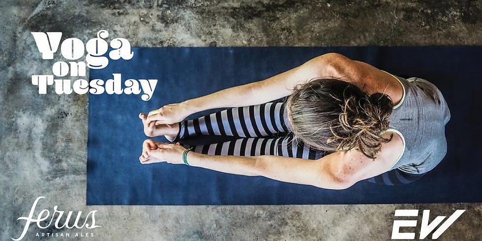 Social Distancing Yoga !
