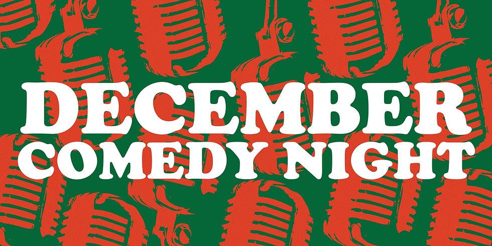 Comedy Night At Ferus!