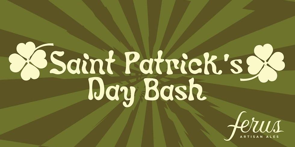 Saint Patrick's Day Bash!