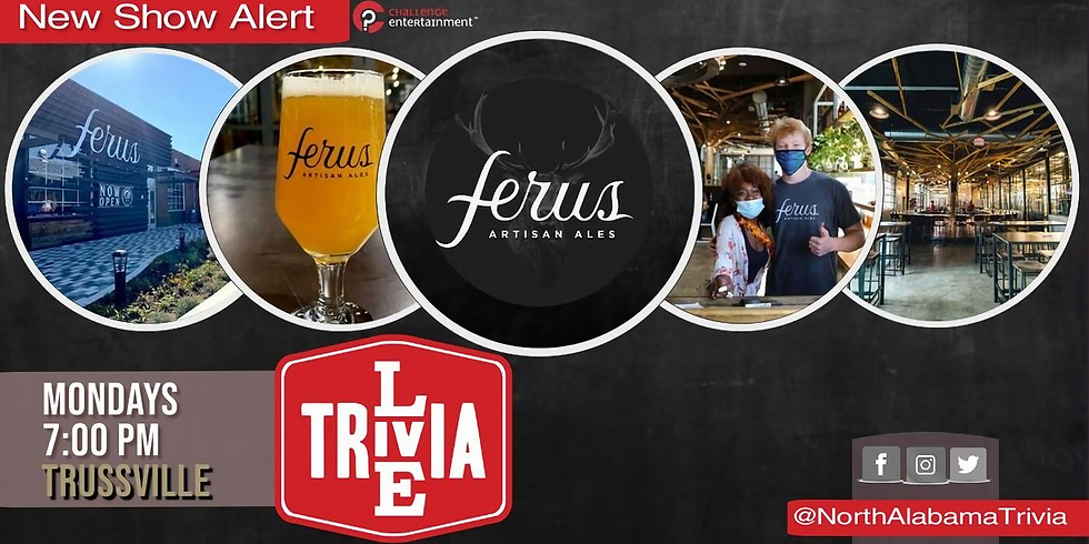 Live Trivia Game Nights at Ferus