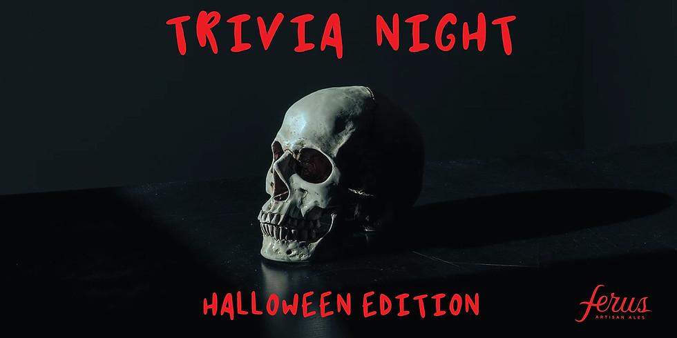 Trivia Night! Halloween Addition!