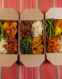 Ethiopian food Sega Tibs Doro Tibs