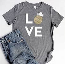 Love Pineapple Tee, That's all You Need! Crew Neck, Unisex, Spring, Summer