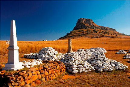 Zulu war battlefields