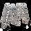 Thumbnail: Escalera Multipropósito Plegable En Aluminio 12 Pasos