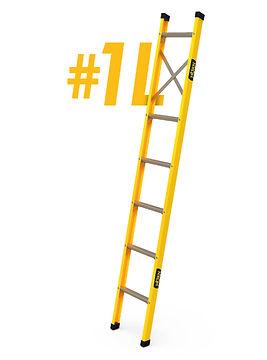 escaleras tipo lector frp