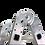 Thumbnail: Escalera Multiproposito 16 Pasos En Aluminio 4x4