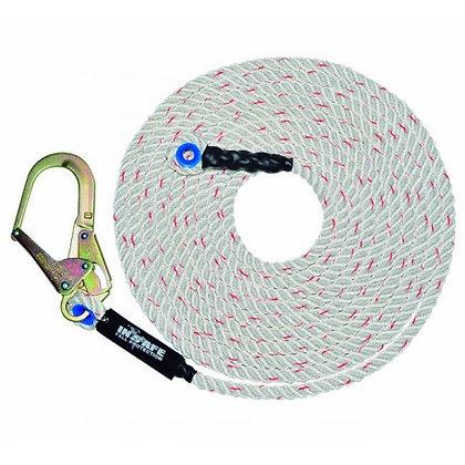 Línea de Vida en Cuerda de 16mm - IN-8080