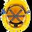 Thumbnail: CASCO DE SEGURIDAD TIPO 1 -HDPE- CLASE C, G, E  - EPP509