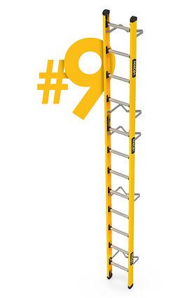 escaleras embonables frp