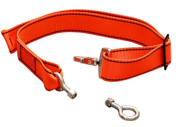 Cinturón / Correa De Amarre Para Escalera