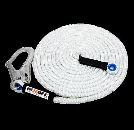 Línea de Vida de 16mm en Cuerda Semiestática -  IN-8080-GM
