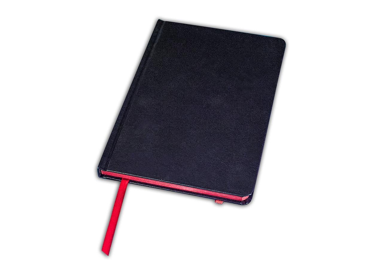 Journal red art-gilt
